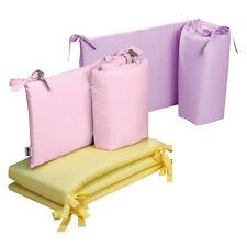 Picci Paracolpi per lettino tinta unita Colorelle 08 giallo