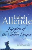 Kingdon De Golden Dragon Libro en Rústica Isabel Allende