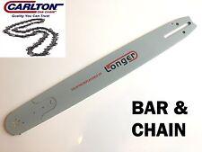 "20"" CHAINSAW BAR & CARLTON CHAIN 72 for HUSQVARNA 3/8 058 SPROCKET NOSE"