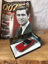 James BOND AUTO COLLECTION n. 21 Mercury COUGAR in Her Majesty's Secret Service