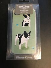 Boston Terrier Iphone 4 Cover By Magpie