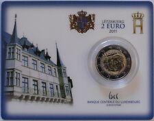 2 Euro commémorative de Luxembourg 2011 Brillant Universel (BU) - Jean Lieutenan
