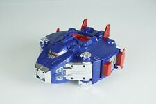 Power Rangers In Space Blue Astro Ship Vehicle Toy Set + Mini figures