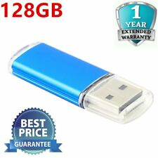 128GB BRAND NEW USB 2.0 Thumb Pen Flash Drive Memory Stick Storage NZ