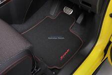 Suzuki Swift Sport A2L 2018-2019 Genuine Carpet Floor Mats (Set of 4)