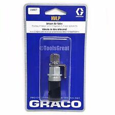 Graco HVLP 256927 Artisan Air Valve for Graco HVLP EDGE II Gun