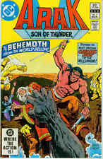 Arak, Son of Thunder # 7 (estados unidos, 1982)