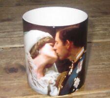 Charles and Diana Royal Wedding KISS MUG
