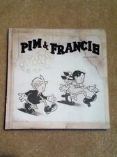 PIM & FRANCIE The GOLDEN BEAR DAYS Al Columbia Fantagraphics 2009 FIRST PRINTING