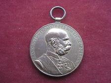"""Osterreich Medaille""""Signvm Memoriae"""" in Gold"""