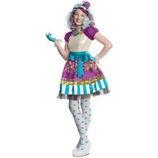 Ever After High Madeline Hatter Fancy Dress Costume Book week 5 -12 years