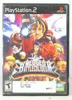 Neo Geo Battle Coliseum PS2 Playstation 2 Game