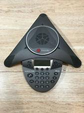 Polycom Soundstation Ip 6000 2201 15600 001 Hdvoice Poe Conference Speaker Phone