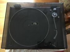 Pioneer PL-12D record turntable. **FOR PARTS OR REPAIR**