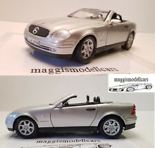 Mercedes-Benz SLK R170 Bj 1996-2004 Modellauto aus Sammlung Maßstab 1:18 Maisto