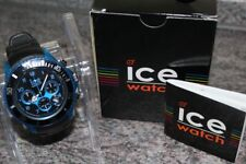Ice-Watch - ICE blue - Blaue Herrenuhr Armbanduhr Uhr