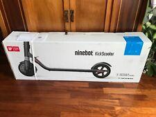 monopattino elettrico NINEBOT SEGWAY KickScooter ES1