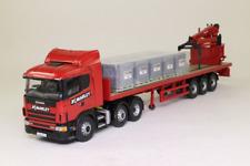 Corgi Modern Heavy Haulage CC12217 Scania Marley Building Crane Trailer  1/50