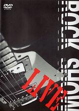 Rock Show Live Music Videos 2 DVDs 64 Live Performances Hard Rock Video