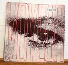 RENATO ZERO - VOYEUR - VINILE LP 33 GIRI ORIGINALE PRIMA STAMPA 1989 ZEROLANDIA