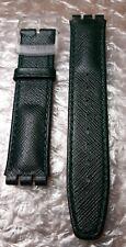 Swatch cinturini Automatici - Chrono - Scuba - ATTACCO 17mm - Pelle Green