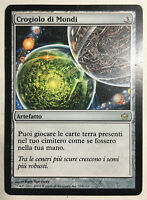 Crucible Of Worlds ITA Crogiolo Di Mondi 5DN Fifth Dawn Magic The Gathering Mtg