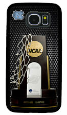 NORTH CAROLINA CHAMPS PHONE CASE FOR SAMSUNG NOTE & GALAXY S3 S4 S5 S6 S6 S7 S8
