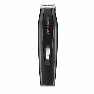 ConairMAN All-in-1 Beard and Mustache Trimmer, Battery Operated