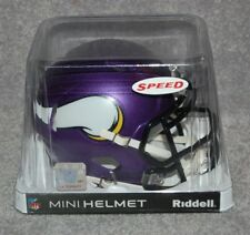 Minnesota Vikings Nfl Football Deportes réplica Velocidad Mini Casco 5790be3a9d3