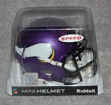 Minnesota Vikings Nfl Football Deportes réplica Velocidad Mini Casco 5790be3a9d3