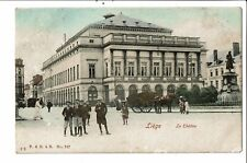 CPA-Carte Postale-Belgique-Liège-Le Théâtre animé 1903 VM27316m