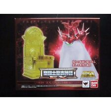 BANDAI MYTH CLOTH GEMINI EX SAGA POPE ARLES PLAIN CLOTH THRONE PREMIUM SET NEW