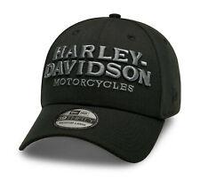 HARLEY-DAVIDSON® MEN'S GRAPHIC 39THIRTY® BASEBALL CAP 99417-20VM LARGE