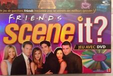 Scene It Friends Edition Open Box But Brand New Game Cards Sealed French Edition