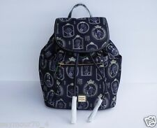 NWT Disney Dooney And Bourke Haunted Mansion Backpack Portraits $298