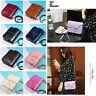 Women Vintage PU Leather Handbag Crossbody Messenger Bag Shoulder Satchel Tote