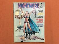 Nightmare - Number 20 - August 1974 - 1st John Byrne Pro Artwork - Ungraded