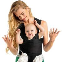 SALE !! Baby Infant Wrap Cotton Stretchy Adjustable Carrier Sling Free ship