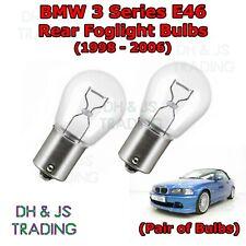 (98-06) BMW 3 Series E46 Convertible Rear Foglight Bulbs / Fog 382 12v 21w