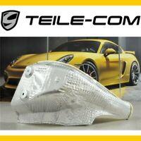 Porsche 981 Boxster/Cayman Hitzeschutz/Stoßstange hinten LINKS / Heat protection