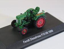 "Hachette 1:43 tractor Fendt Dieselross F15 H6 1956 №7 ser. ""Tractots"""