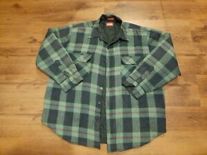 COLEMAN flannel,padded men shirt,multicolored,size-XL