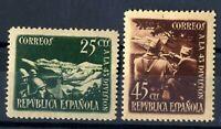 Sellos España 1938 nº 787/788 Homenaje 43 division Nuevos Spain stamps A1