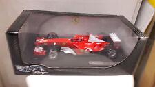 B1023 Ferrari F2003 GA 1/18 Michael Schumacher Hot Wheels 0027084009286