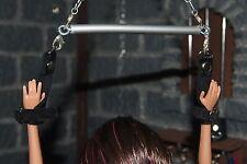 Suspension cuffs for dolls, doll bdsm gear, doll bondage gear