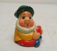Old Vintage Dwarf Gnome character figure Pencil Sharpener.
