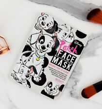 Official Disney 101 Dalmatians Patch Face Mask from Mad Beauty