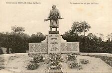 Carte PLESLIN TRIGAVOU Monument aux Morts