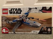 LEGO 75297 Star Wars Resistance X-wing Starfighter FREE SHIPPING!