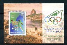 Sheet Algerian Stamps